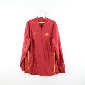 Nike Iowa State University Windbreaker Rain Jacket